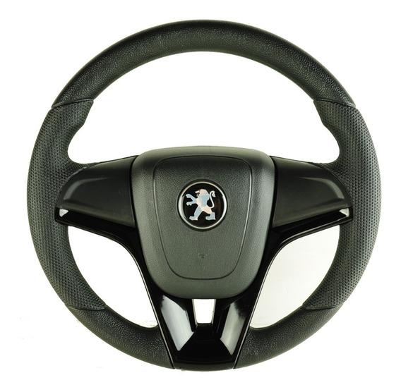 Volante Direção Original Cruze Novo Do Peugeot 206 Sw 2008