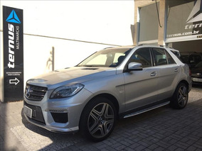 Mercedes-benz Ml 63 Amg 5.5 V8 32v Biturbo Gasolina 4p Autom