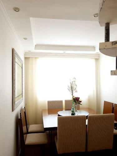 Apartamento Duplex Em Vila Caputera, Mogi Das Cruzes/sp De 92m² 3 Quartos À Venda Por R$ 230.000,00 - Ad467073