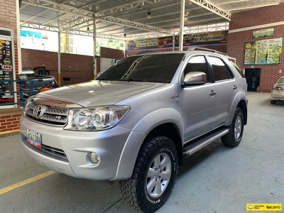 Toyota Fortuner Sr 7ptos 4x4 0424 1699928