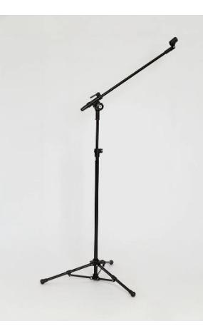 Pedestal Para 1 Microfone Vector Pmv-01p