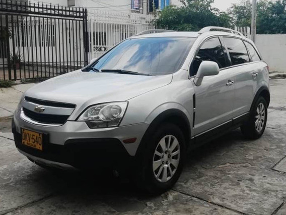 Chevrolet Captiva Sport Full Equipo