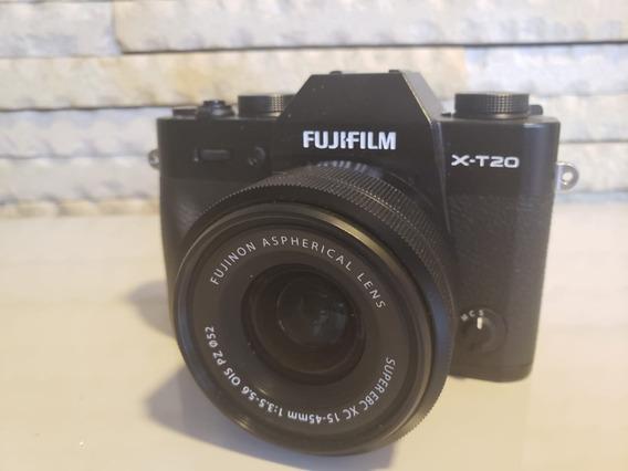 Fujifilm Xt20 + Lente 15-45