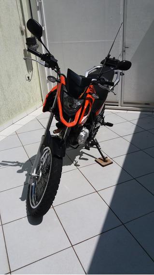 Moto Yamaha Xtz 150 Crosser Ed/flex 2014/2015