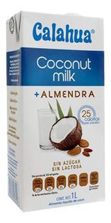 Leche De Coco + Almendra Calahua 1 Litro