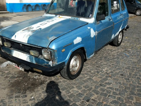 Renault R 6 Gnc