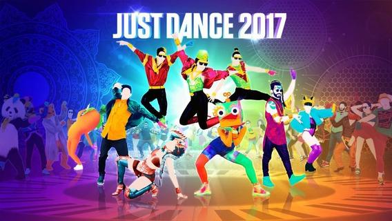 Jogo Just Dance 2017 Original Xbox 360 Mídia Física