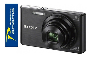 Sony Cybershot 20.1mp 8xzoom Dsc-w830