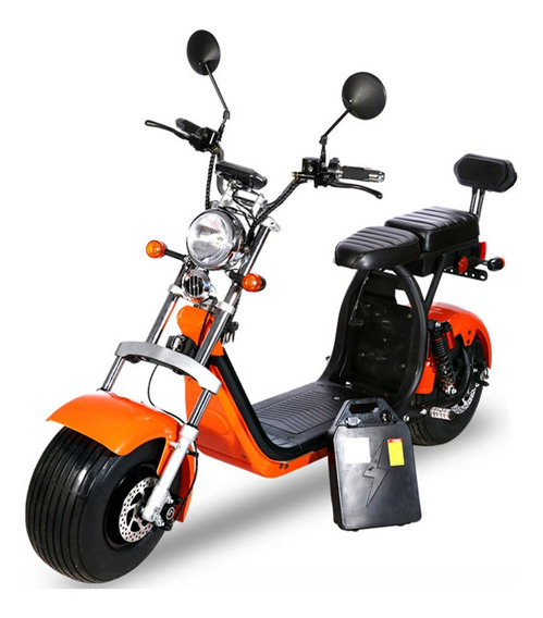 Scooter Electrico -modelo Chopper Jr.-