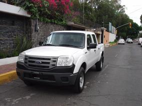 Ford Ranger Xlt L4 5 Vel A/c Crew Cab