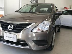 Nissan Versa 1.6 Sense Manual Mt 2018 0 Km Taxi Uber Remis 5