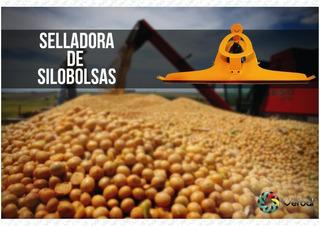 Selladora De Silo Bolsa - 1 Calidad Nacional