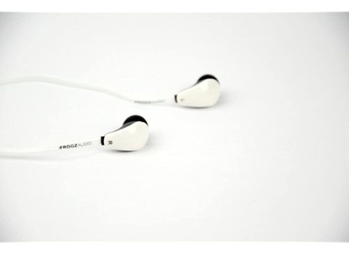 Imagen 1 de 5 de Ifrogz Coda Buds De Audio Con Microfono Blanco