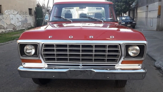 Ford F -100 Deluxe 1980