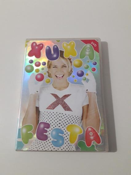 Xuxa Festa Dvd Excelente Estado