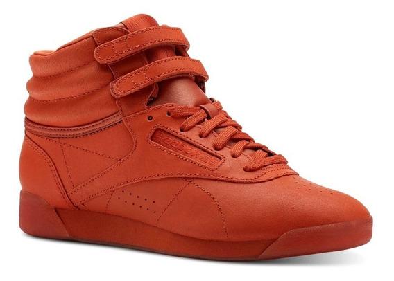 Zapatillas Mujer Botitas Reebok F/s Hi Cn3727 Importadas