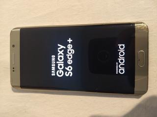 Samsung Galaxy S6 Edge Plus Smg928g Dorado Detalle Liberado