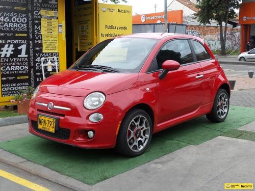 Imagen 1 de 15 de Fiat 500 Sport
