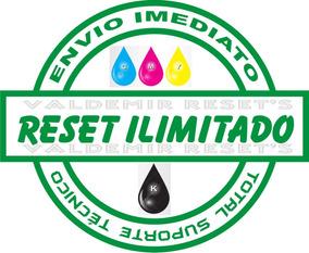 Reset Epson L365 L375 L380 L395 L396 L575 L805 L4150 Xp241