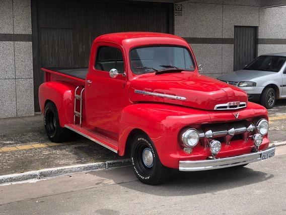 Ford - F-1 Pick-up Truck Para Colecionador