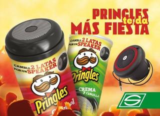 Pringles 52mm Media Speakers 2 Watts 160112-kel