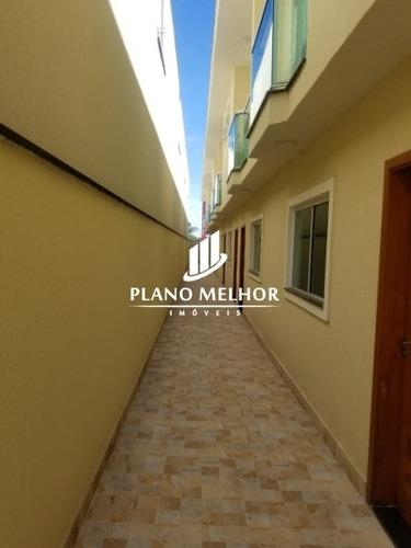 Sobrado Em Condomínio Para Venda No Bairro Vila Jacuí, 2 Dorm, 2 Suíte, 1 Vagas, 69 M.so1374 - So1374