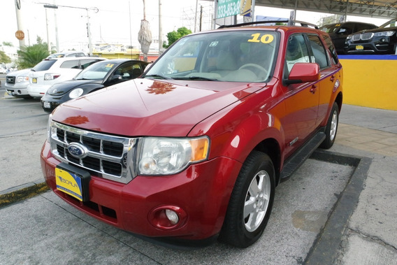 Ford Escape 4 Cilindros factura Original