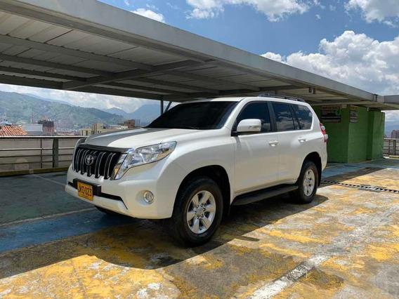 Toyota Prado Txl Diésel 2018