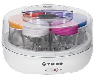 Yogurtera Fabrica De Yogurt Yelmo Yg-1700 7 Jarros Pc