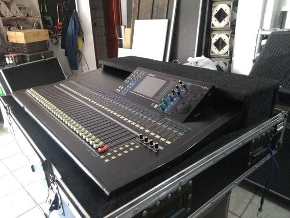 Mesa De Som Digital Ls 9 32 Canais Da Yamaha Perfeito Estado