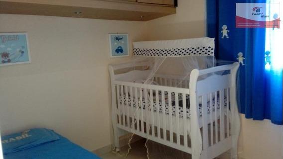 Casa Em Condomínio Para Venda Em Limeira, Condomínio Residencial Das Flores, 3 Dormitórios, 1 Suíte, 2 Banheiros, 3 Vagas - 2097