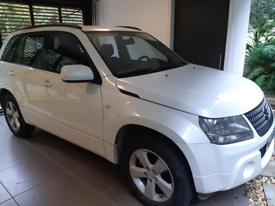 Suzuki Gran Vitara 2011/2012 4x 2 Branco Perolado A Gasolina