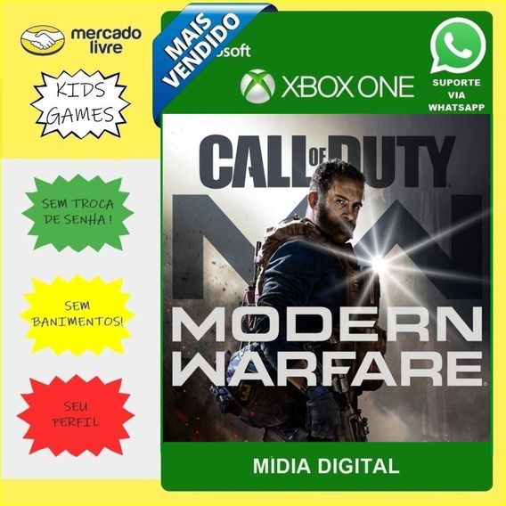 Call Of Duty Modern Warfare 2019 Digital Xbox One