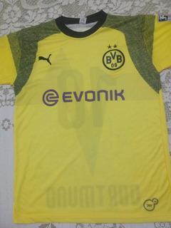 Kit Com 4 Camisas De Time Futebol
