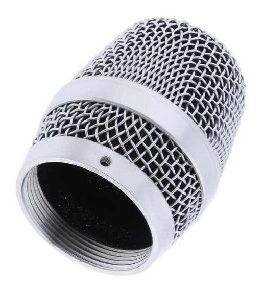 Globo Grille Sennheiser Skm5200 Em3031 Para Microfone S/ Fio