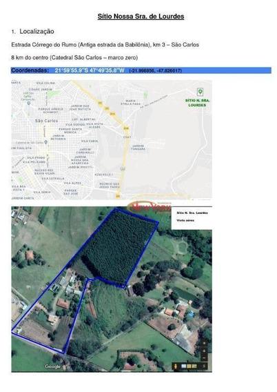 Sítio Com 2 Dormitórios À Venda, 4000 M² Por R$ 1.500.000 - Chácaras Arcampo - Duque De Caxias/rj - Si0023