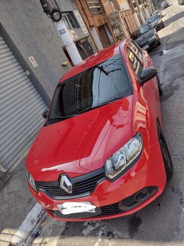 Imagem 1 de 8 de Renault Sandero 2019 1.0 12v Authentique Sce 5p