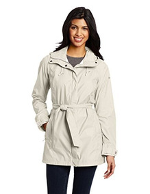 Columbia, Pardon My Trench, Chaqueta Impermeable Para Muje