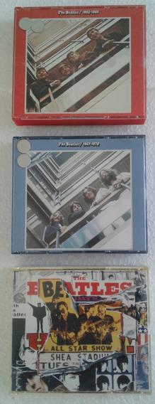 The Beatles 06 Cds-03 Lindos Boxs-nova Promoção