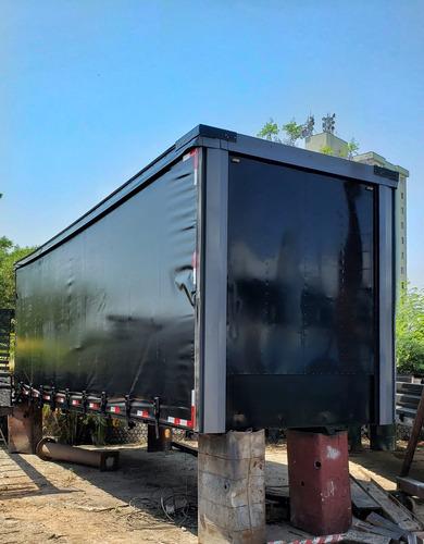 Bau Sider 8,50m X 2,85 Alt Chapeado Truck