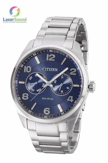 Relógio Citizen Masculino Tz20000f, C/garantia E Nf