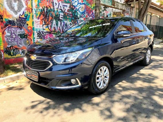 Chevrolet Cobalt Elite 1.8 Único Dono Baixo Km 2017 Completo