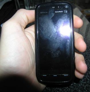 Nokia 5800 Xpressmusic Para Repuestos No Hago Envios