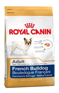 Royal Canin Bulldog Frances Adult 7,5 Kg Retirando X Mr Dog