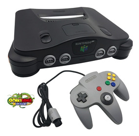 Nintendo 64 N64 Completo + Garantia