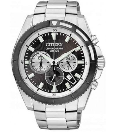 Relógio Citizen Masculino Prata Tz30062t