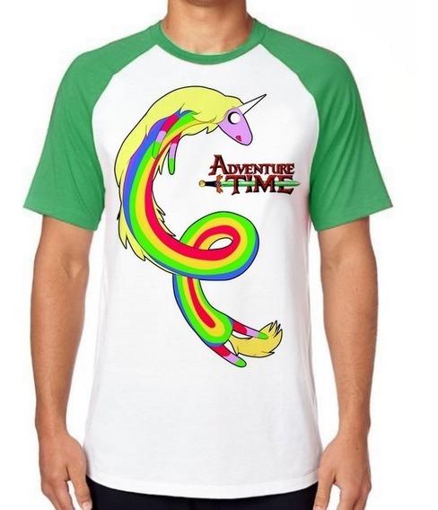 Camiseta Luxo Lady Iris Hora Aventura Adventure Time Princes