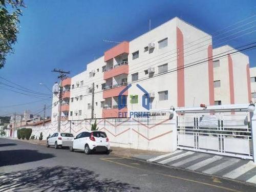 Apartamento À Venda No Residencial Lauriano Tebar - Ap1286