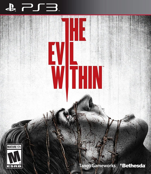 The Evil With Within - Playstation 3 - Envio Hoje