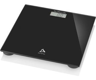 Balança Digital Lcd Peso Corporal Ate 180kg Vidro Preta Sli